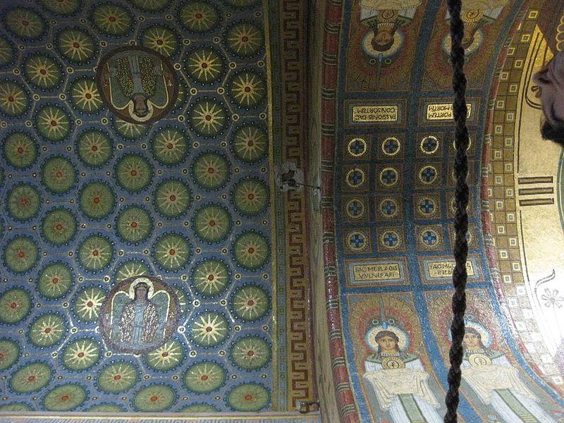 Monte Cassino Crypt Mosaics 06.JPG