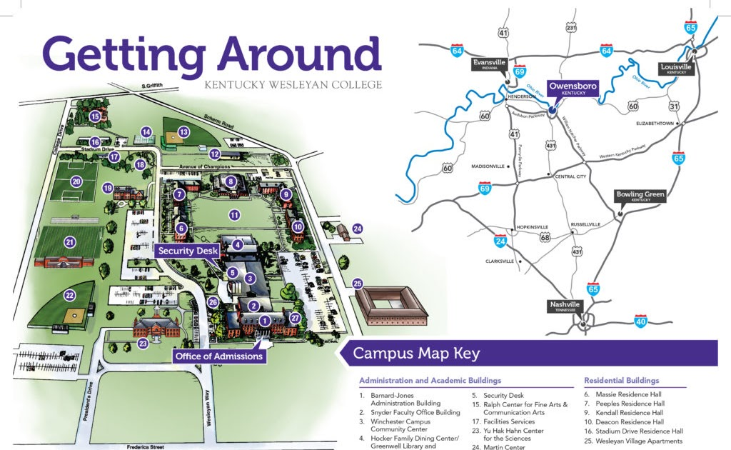 Pace University Pleasantville Campus Map.Roberts Wesleyan College Campus Map Time Zones Map