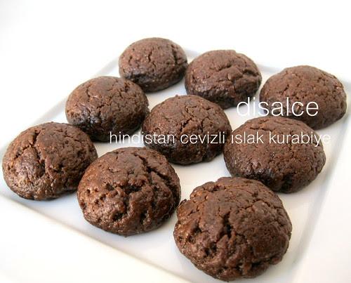hindistan cevizi dolgulu ıslak kurabiye
