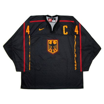 Germany 1998 OLY jersey, Germany 1998 OLY jersey