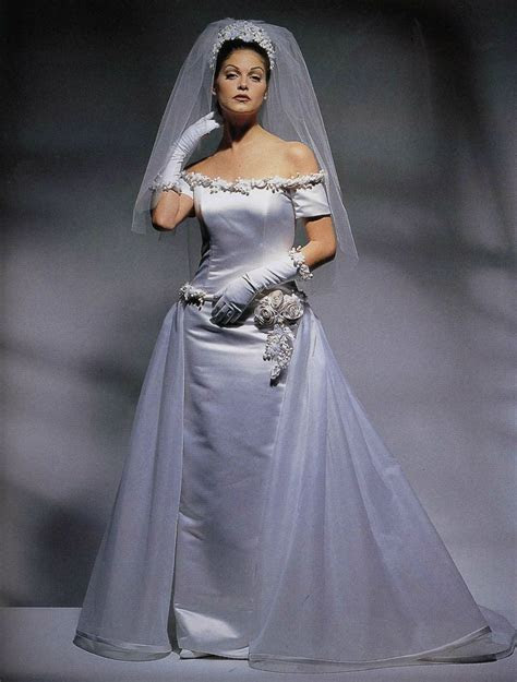 Dress by Tatiana of Boston from Wedding Dresses Magazine
