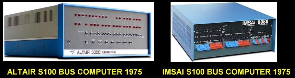 Altair & IMSAI Computers