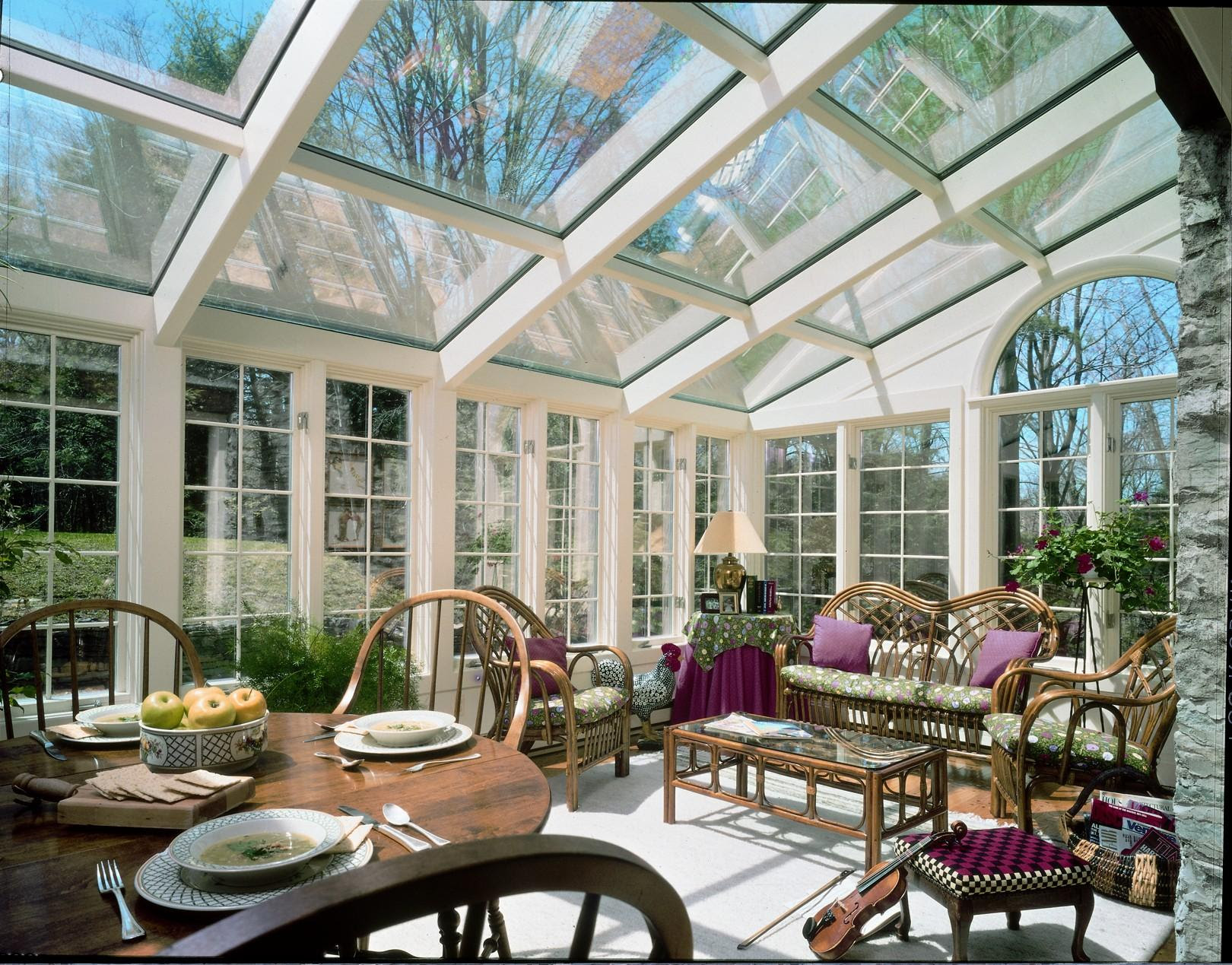 Sunroom Design Ideas for Optimal Functionality and Elegance