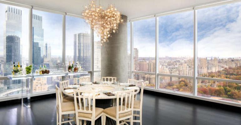Znalezione obrazy dla zapytania ONE57 Apartment, Manhattan, New York