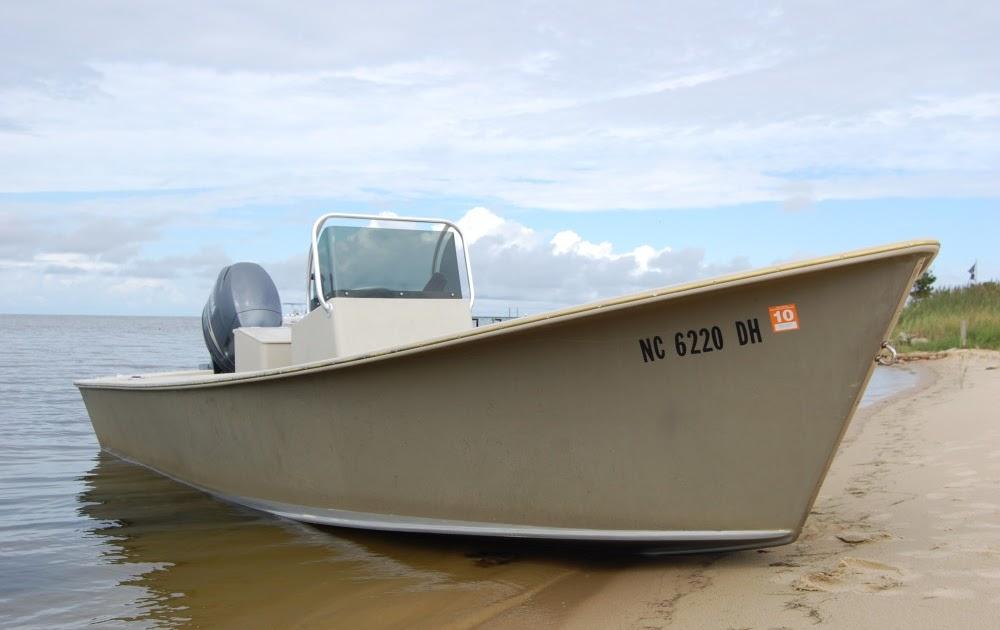 Harold Payson Boat Plans : Maxwell trigo plywood deadrise skiff