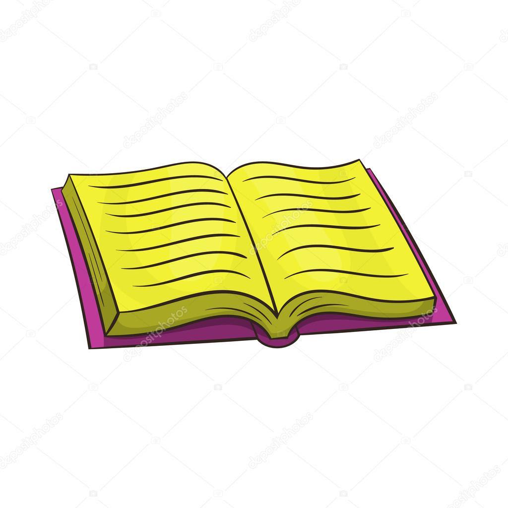 Dibujos Libros Dibujos De Libros Abiertos Para Imprimir