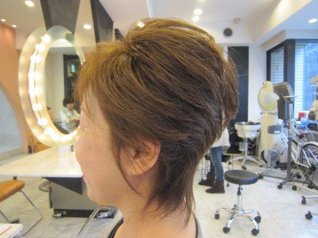 女性 50代~ ベリーショート ヘアスタイル・髪型・ヘアカタログ