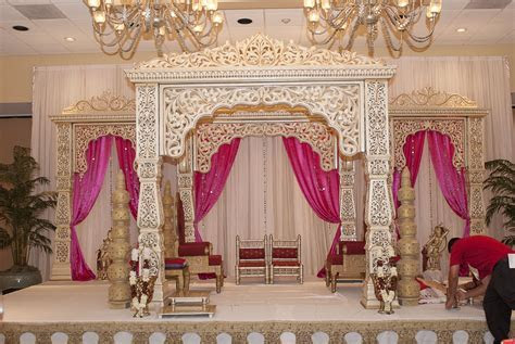 Wedding Mandap #TimandMinal   Indian Wedding Decor
