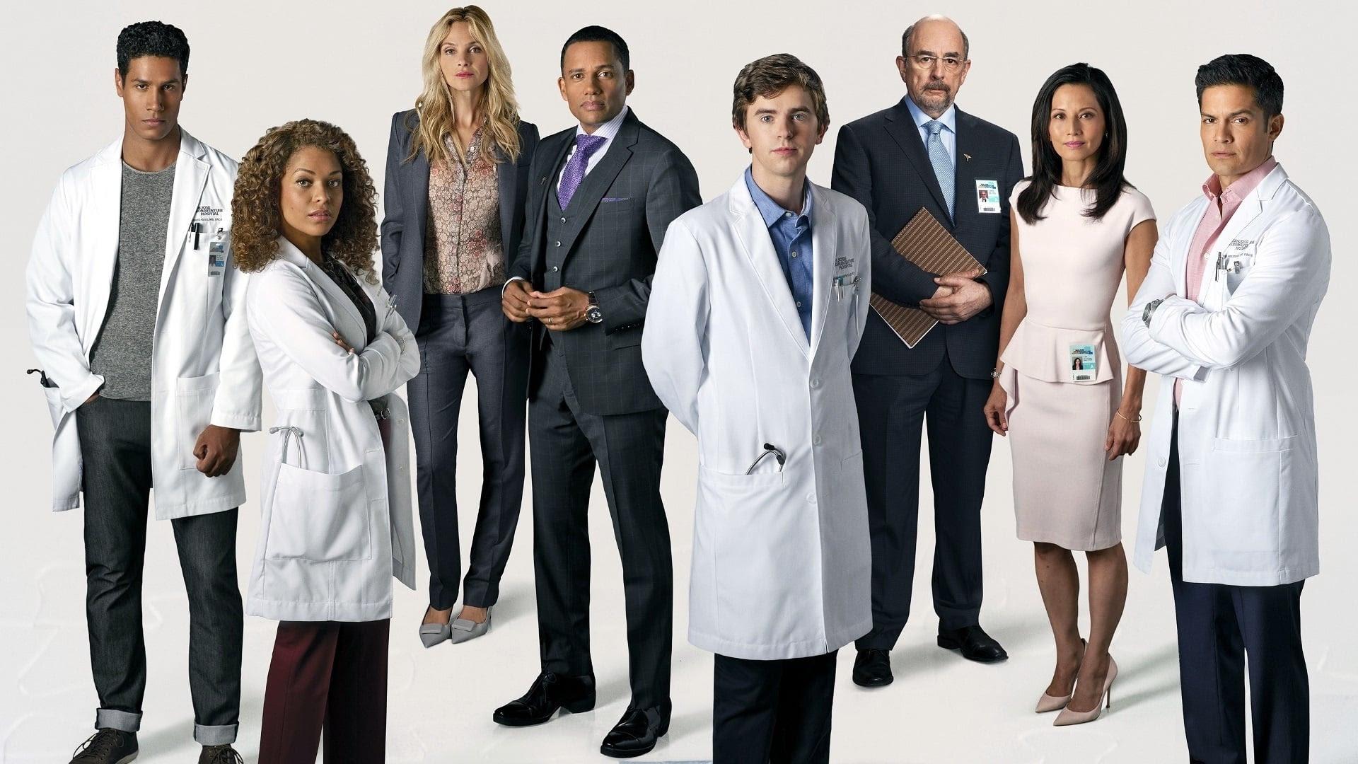 The Good Doctor S4E20