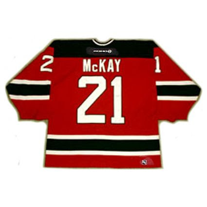 New Jersey Devils 00-01 jersey