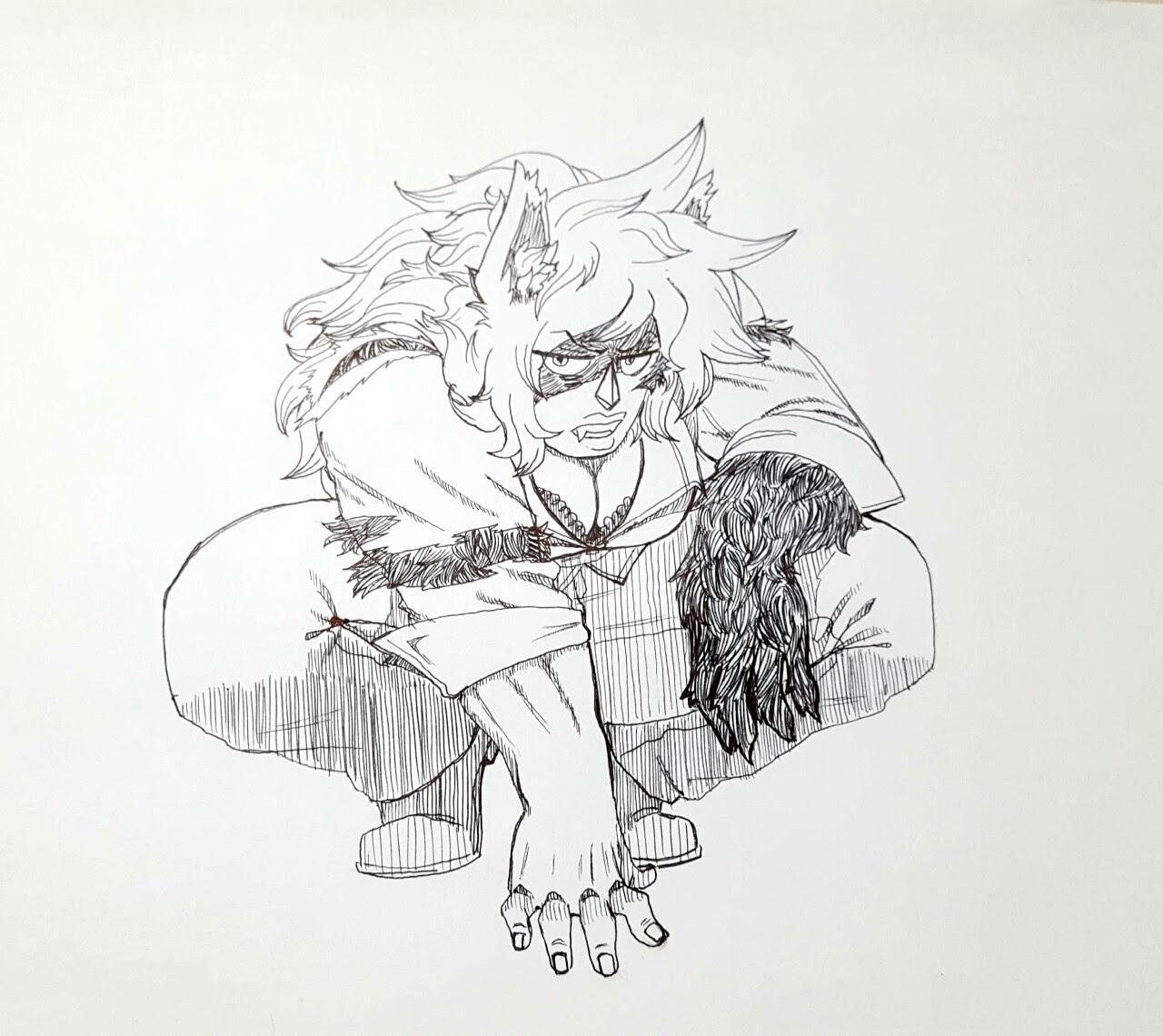 Werewolf Jasper…