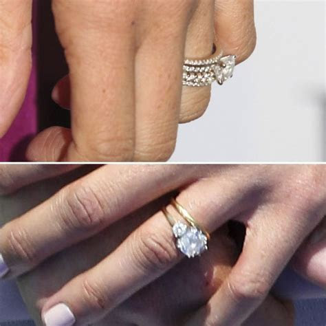 Meghan Markle's Engagement Rings: We're Comparing Her Two