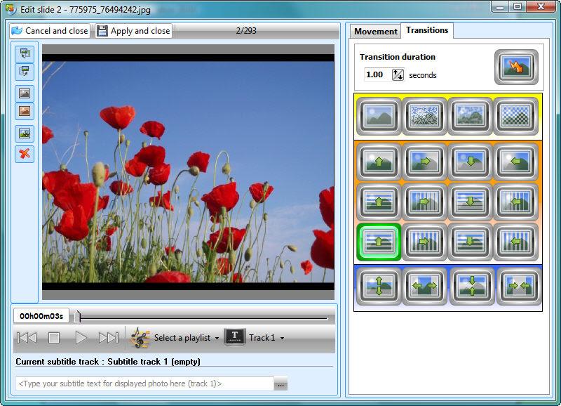VSO PhotoDVD-Crear DVD con fotos, software de