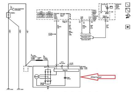 Saturn alternator wiring diagram Questions & Answers (with ...
