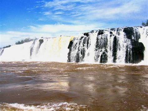 biggest waterfalls saltos del mocono infy world