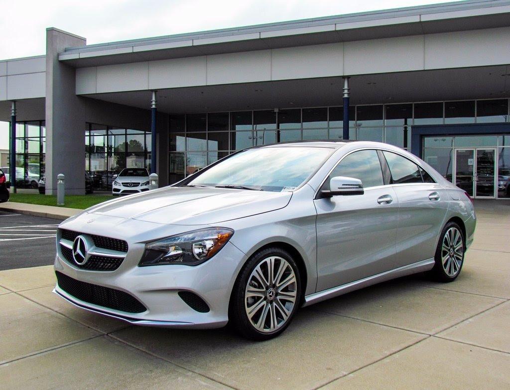 Stock#: W16827 New 2018 Mercedes-Benz CLA CLA 250 in West ...