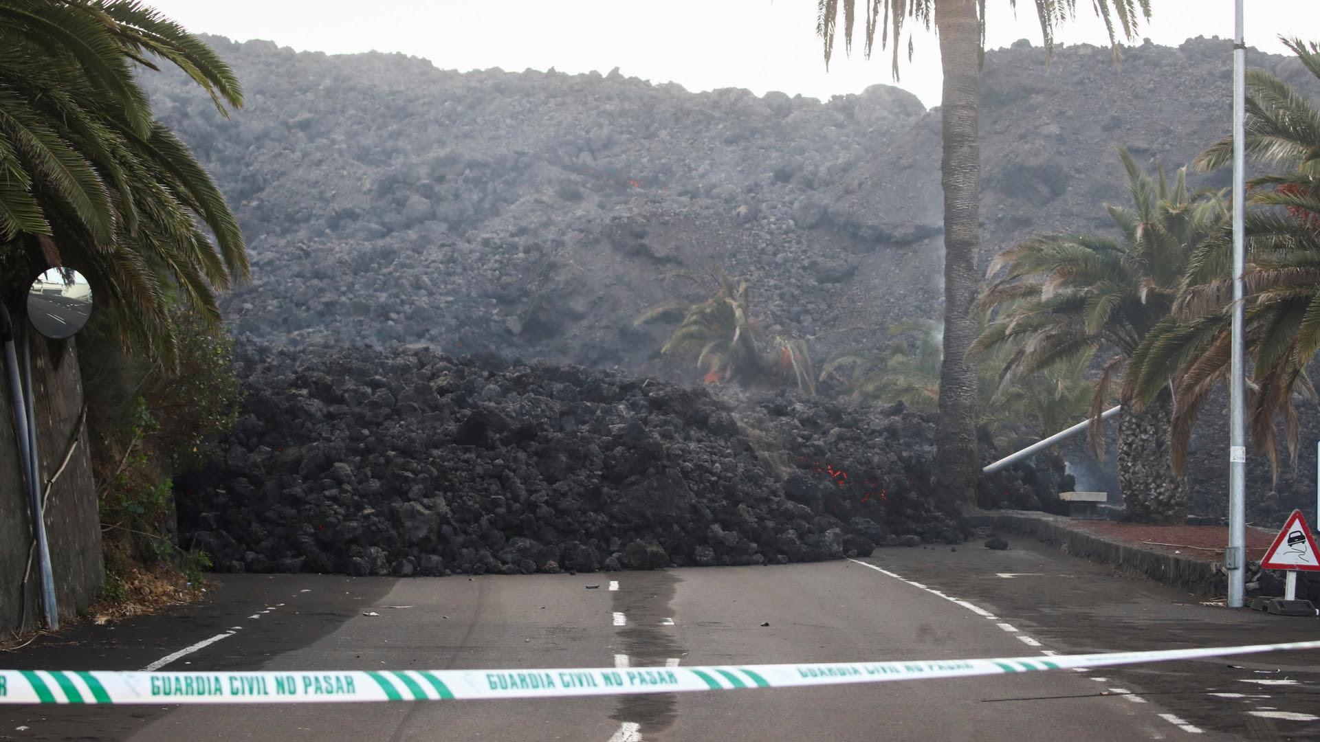 Vulkanausbruch auf La Palma: Weitere Evakuierungen - neue Erdstöße