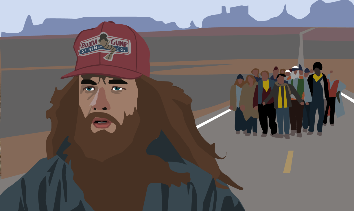 Vector-Based Illustrations by Zachary Rodheim: Movie ...