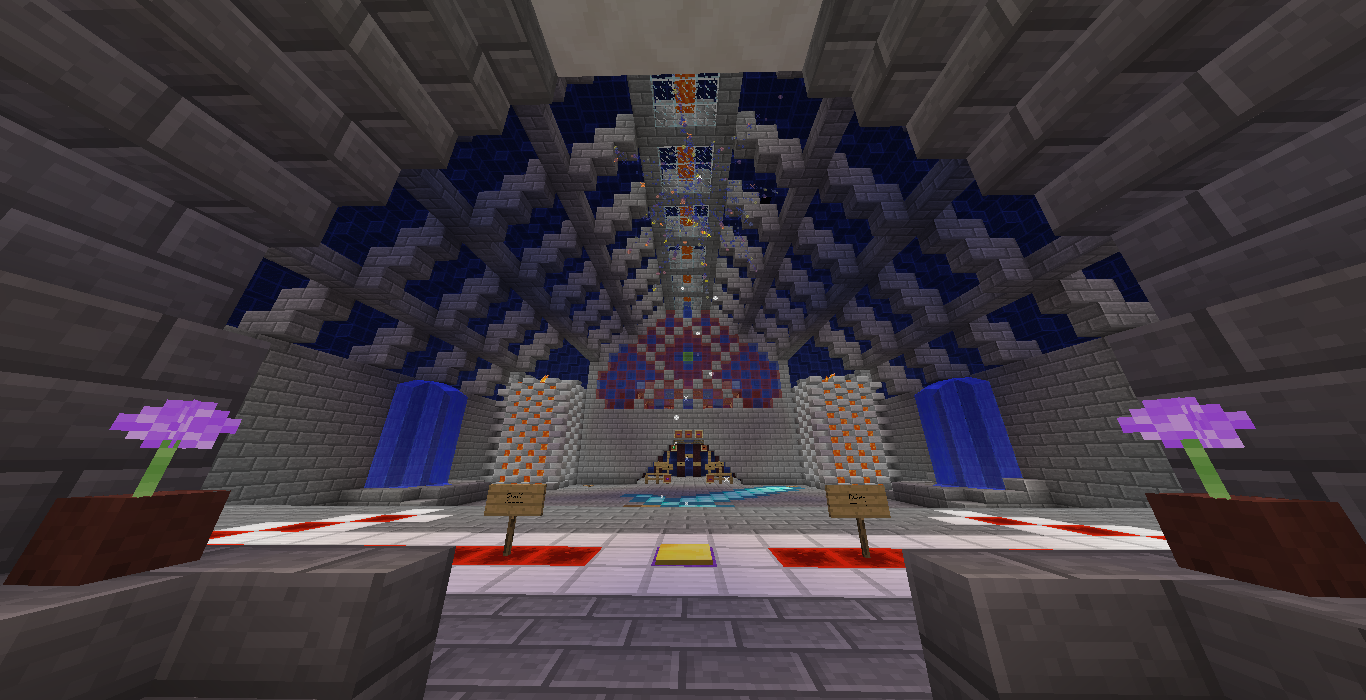 Minecraft Ultimate Hub Plugin - Omong x