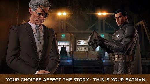 Batman: The Enemy Within Screenshot