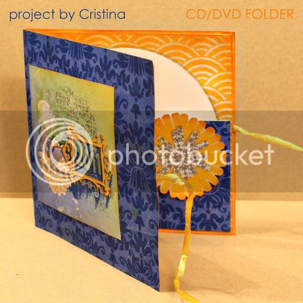 CD/DVD folder