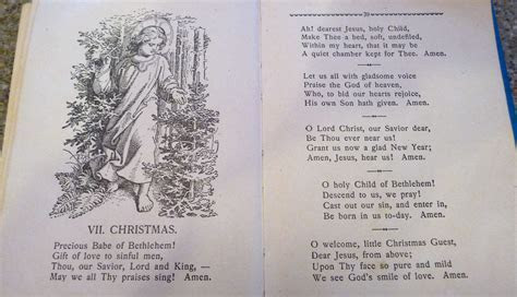 Christmas Prayers from the past   Wedding anniversary