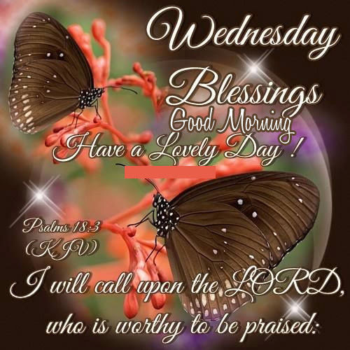 Good Morning Blessed Wednesday Quote Pictures Photos And Images