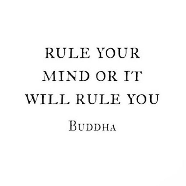 Be Your Own Master And Control Your Destiny Mind Discipline