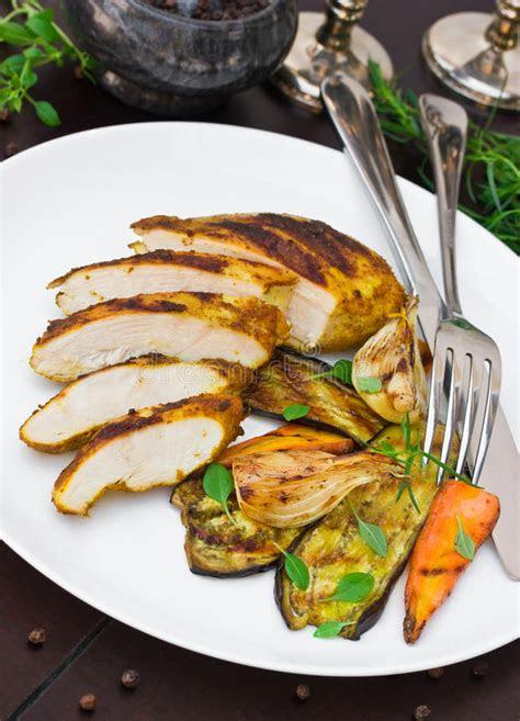 chicken breast  rabbit  fat minced meat  plate