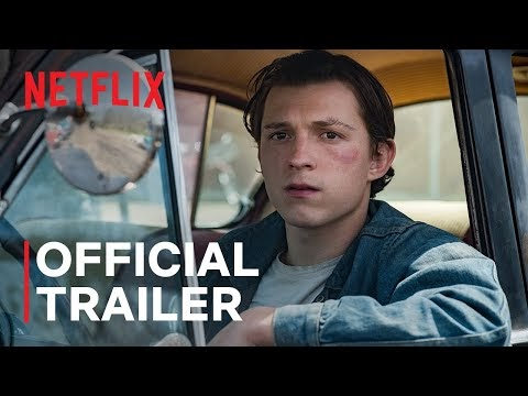The Devil All The Time starring Tom Holland and Robert Pattinson | Official Trailer | Netflix