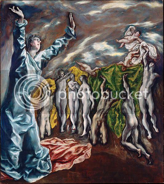 Source: http://en.wikipedia.org/wiki/File:El_Greco,_The_Vision_of_Saint_John_%281608-1614%29.jpg