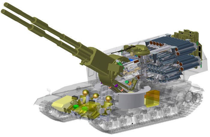 "Супер-гаубица ""Коалиция-СВ"": сегодня на шасси Т-90, завтра на базе ""Армата"""