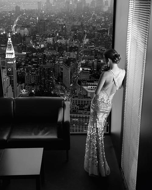 High class. Penthouse. Glamour. One day even only for a day!