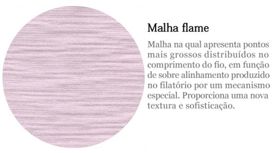 Malha-flamê