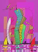 Artist  Singh - Skyline 2