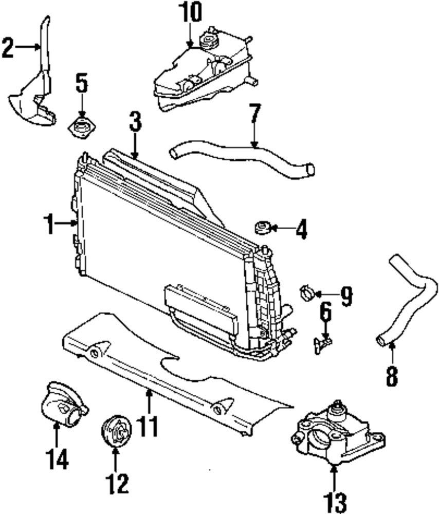 2000 Dodge Intrepid Engine Diagram