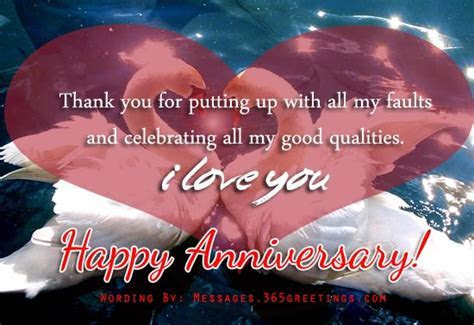 wife wedding anniversary messages   365greetings.com