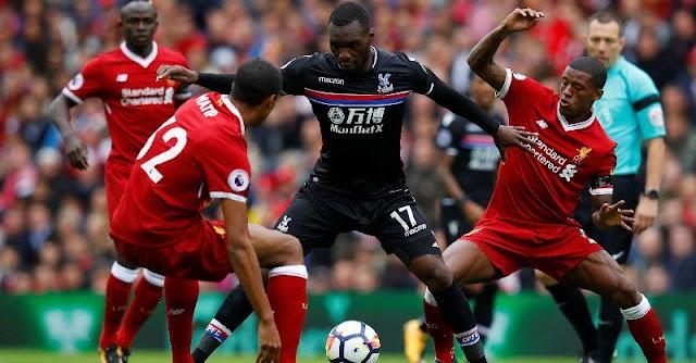 Em jogo amarrado, as Águias terminaram envolvidas pelo laço do Liverpool
