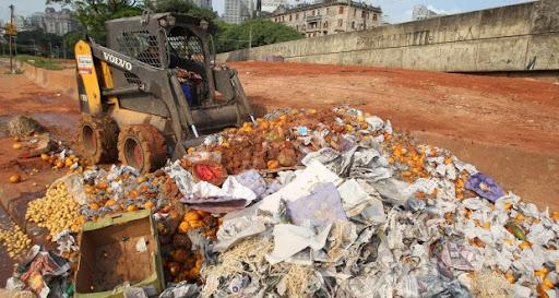 Champions du monde du gaspillage alimentaire au Luxembourg - Le Quotidien