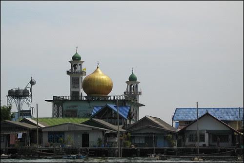 Koh Panyee Island Mosque