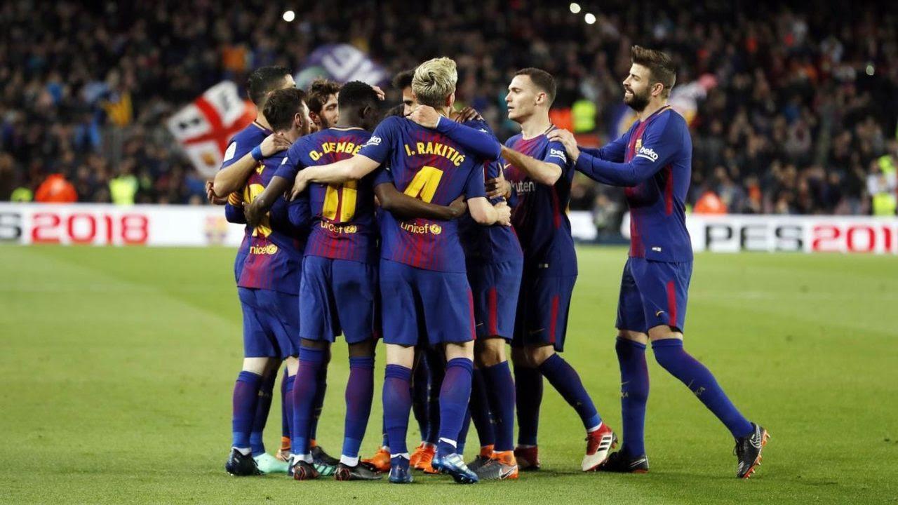 Soccer Prediction Barcelona vs Valencia 14 April 2018 ...