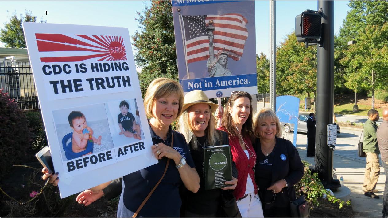 CDC hides truth