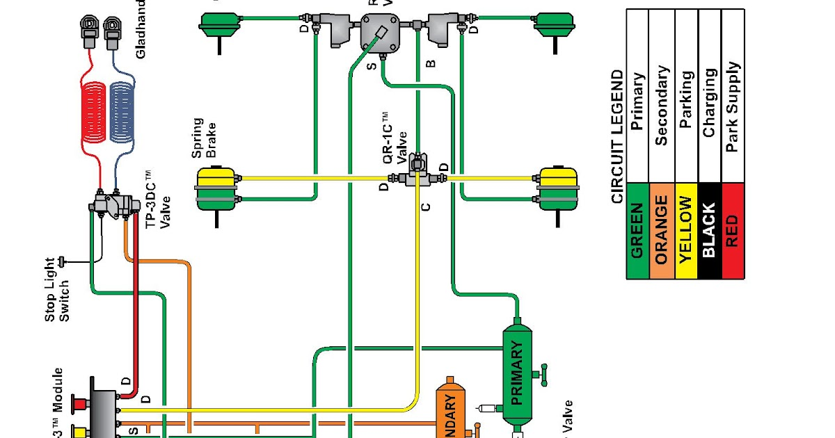 Towbar Wiring Diagram With Buzzer
