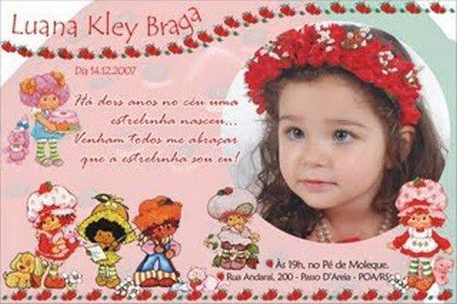 Convites Aniversário Infantil Avaré Guia Avaré Guia Oficial Da