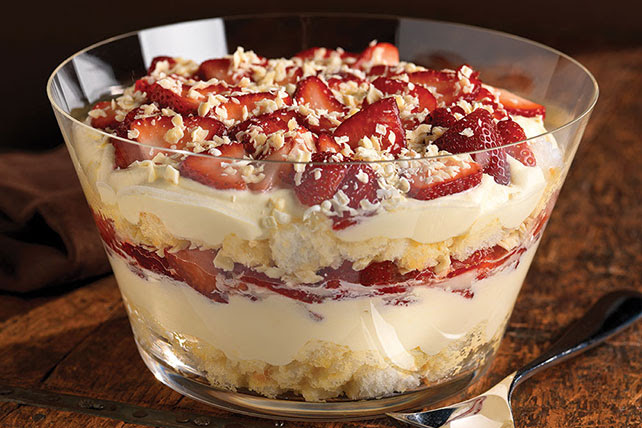 Twisted Strawberry Shortcake Kraft Recipes