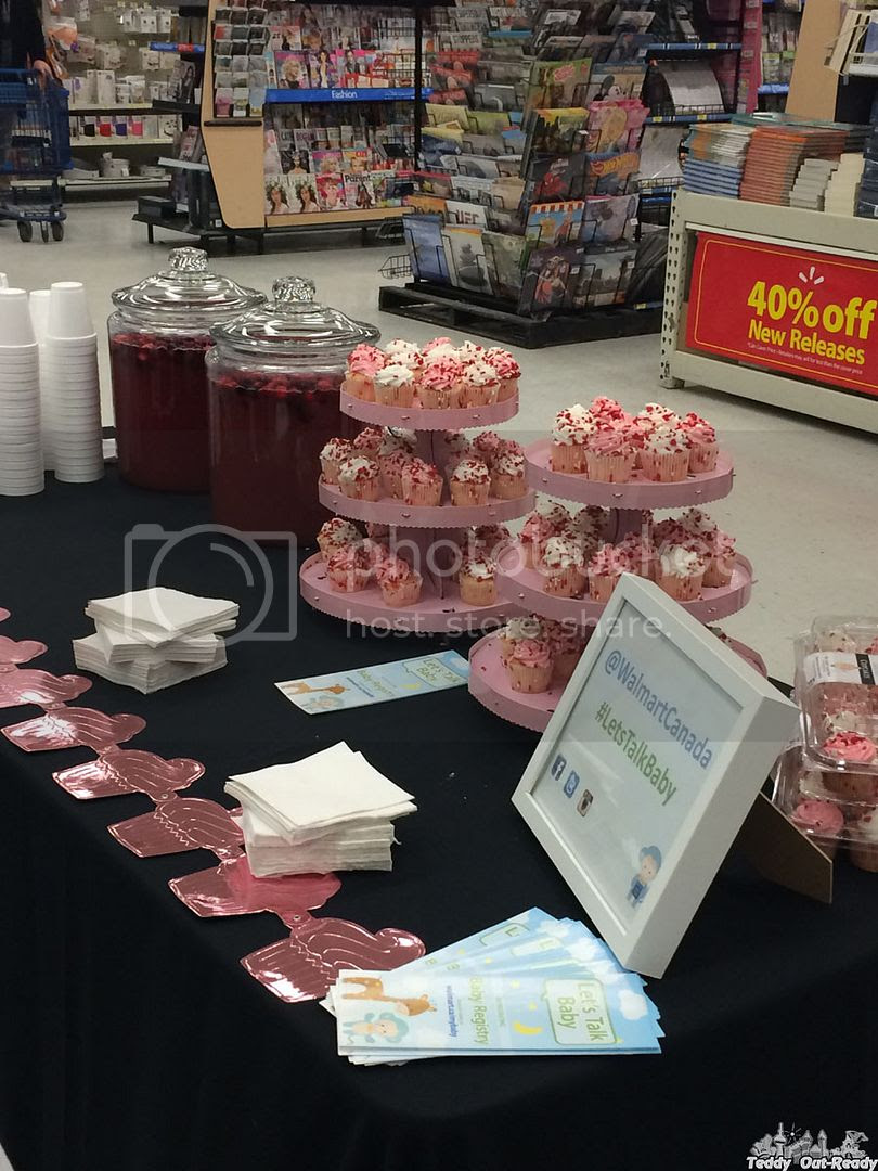 Walmart Canada Cupcakes