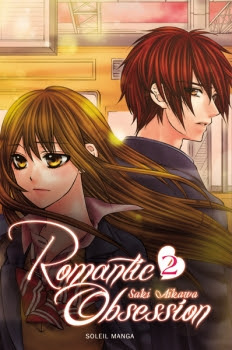 Couverture Romantic Obsession, tome 2