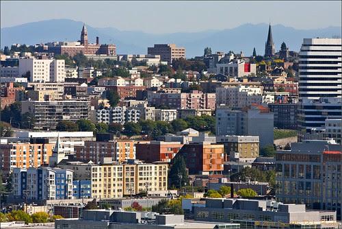 Cascade & Capitol Hill