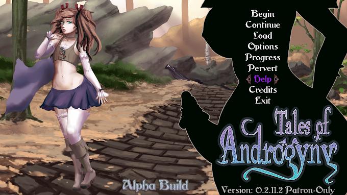 Tales Of Androgyny [v0.2.13.2] [Majalis]
