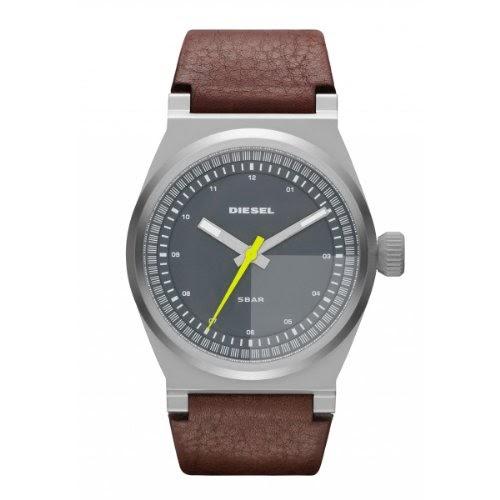 beseriet diesel dz1562 montre homme quartz analogique aiguilles lumineuses bracelet. Black Bedroom Furniture Sets. Home Design Ideas